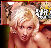 :: VIP INTERRACIAL :: Rated The Hottest Black On White Site Online
